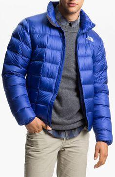moncler jacket mens blue