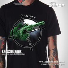 Kaos SNIPER NEW, Kaos3D, Militer, Elite Forces, Indonesia, Penembak Jitu, Denjaka, Marinir, Kaos3DBagus, https://instagram.com/kaos3dbagus, WA : 08222 128 3456, LINE : Kaos3DBagus