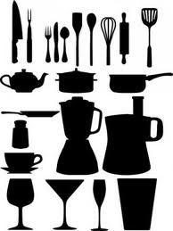 kitchen silhouette download