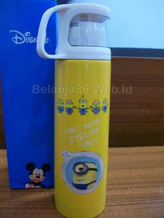 Minion vacuum flask / Termos Karakter Minion 500ml
