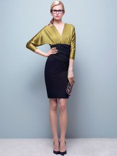 Karolina Mrozkova for Paule Ka F/W 2012 Lookbook #fashion