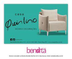 Publicidade Casa Quintino