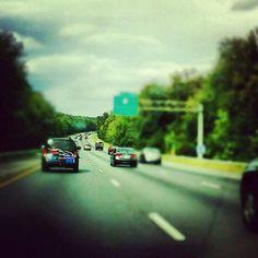 Driving thru VA