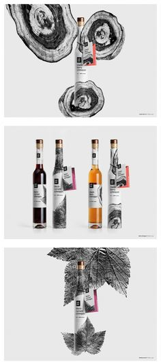 Säde is a Hand-Crafted Spirit With Packaging Inspired By Nature — The Dieline | Packaging & Branding Design & Innovation News