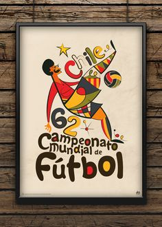 Vintage World Cup on Behance