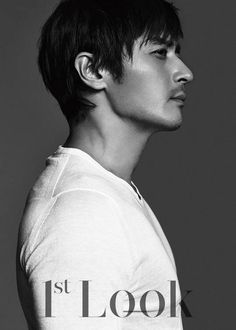 Jang Dong Gun shows off his manly good looks in black-and-white for '1st Look' | http://www.allkpop.com/article/2014/06/jang-dong-gun-shows-off-his-manly-good-looks-in-black-and-white-for-1st-look