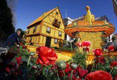 79-ый Лимонный фестиваль в Ментоне (79-th Lemon festival in Menton), Франция, 16 февраля 2012 года/2270477_95 (610x420, 110Kb)