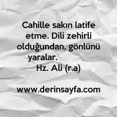 Hz ali oruç sözleri facebook Allah Islam, Islam Quran, Imam Ali, Verse, Big Bang Theory, Cute Quotes, Word Art, Islamic Quotes, Motto