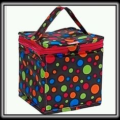 Baggallini CUBE Cosmetic/Meds Case        🎉HPX2🎉 .Versatile, classy, functional and fun Baggallini!  What would YOU use this for?😄                                       💞 PRICE FIRM UNLESS BUNDLED 💞                                                                                                         💥 10% OFF 2 ITEMS      💥 15% OFF 3 ITEMS      💥 20% OFF 4 ITEMS Baggallini Bags Cosmetic Bags & Cases