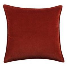 Tempo velvet pillow