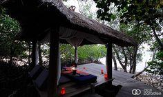 Book The Menjangan Villa Online - Bali Accommodation Bali Accommodation, Mangrove Forest, Romantic Places, Bali Travel, Outdoor Furniture, Outdoor Decor, Travel Style, Gazebo, National Parks