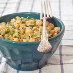 Brown-Bag Beauty: Zesty Marinated Chickpea Salad: I'm an unabashed fan of the humble chickpea, whether it's crisp and generously spiced, blitzed into creamy hummus, or pureed in a spicy soup, but perhaps most of all when it's marinated with bold, bright flavors.