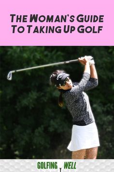 Playing golf may seem easy when you are watching, but this game is so complicated. Did you know that someone who knows nothing about golf can learn how to? This is a beginner's guide for aspiring… Golf Terms, Golf Chipping, Golf Party, Golf Instruction, Golf Putting, Golf Player, Golf Tips For Beginners, Golf Training, Golf Quotes