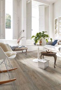 deze vloer zorgt voor een stoere leren uitstraling vloer pinterest holzboden. Black Bedroom Furniture Sets. Home Design Ideas