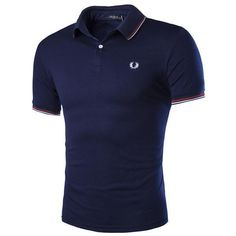 Golf Polo - Tried And Tested Suggestions To Improve Your Golfing Experience Fred Perry Polo, Golf Wear, Stylish Mens Outfits, Mens Fashion, Fashion Outfits, Shirt Style, Casual, Mens Tops, Purple Tops