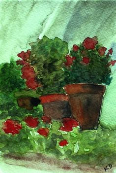 Check out this item in my Etsy shop https://www.etsy.com/listing/100248831/original-maine-painting-still-life