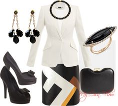 """THE TUX JACKET"" by myownflow on Polyvore"