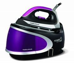 Morphy Power Steam Elite Iron 42223 review is best for smart for and easy to use iron purchase. Make your clothes wrinkle free in just few minutes.  Read here morehttp://royalirons.co.uk/morphy-richards-power-steam-elite-42223-review/
