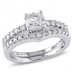 Image result for bridal set ring