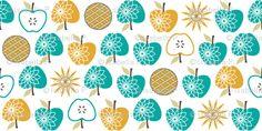 Always Time for Apple Pie - Retro Kitchen Jade