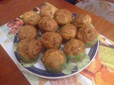 Medvehagymás-mascarponés muffin 🧁 Mini Cupcakes, Breakfast, Ethnic Recipes, Food, Morning Coffee, Eten, Meals, Morning Breakfast, Diet