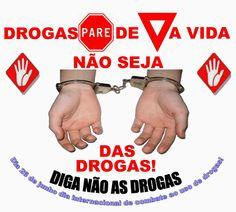 JORNAL AÇÃO POLICIAL CERQUILHO E REGIÃO ONLINE: 26 DE JUNHO DIA INTERNACIONAL DA LUTA CONTRA O USO...