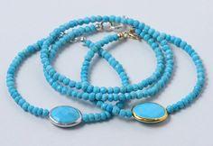 Loving our new turquoise bracelets www.jewelya.com