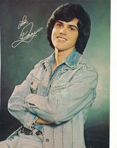 Tiger Beat had this poster and i pinned it to my bedroom door. I kissed it everyday. I dreamed of marrying him. F