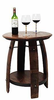 another wine barrel idea