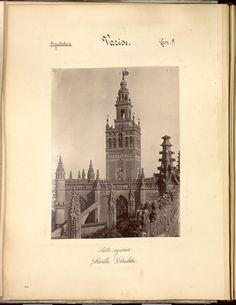 Catálogo monumental de España [Manuscrito] : provincia de Sevilla / por Adolfo Fernández Casanova.  T. 2: Atlas : Edad moderna : primera parte. -- [3] h. de índice ms., 106 p. de fot. e il. con pie de foto informativo ms. -- 41 cm. -- http://aleph.csic.es/F?func=find-c&ccl_term=SYS%3D001359510&local_base=MAD01