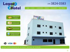 Website  Lagoa Hotel