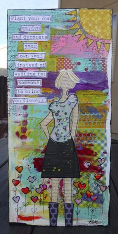 Decorate Your Own Soul by nikimaki, via Flickr