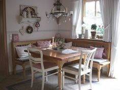 Restauração e reciclagem de móveis.: Canto alemão.