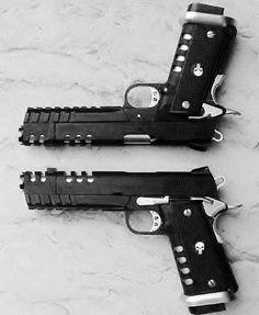 #Punisher #Grip #Pistol #Gun #Firearm
