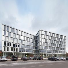 Henning Larsen Architects bases Microsoft headquarters on Bill Gates' ideas