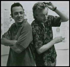 Strummer and Scabies.