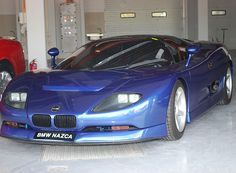 1993 BMW ItalDesign Nazca - Brand New and Unregistered