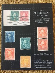 Siegel Stamp Auction Catalog 2010 SIRRON Collection U S Postage Stamps Sale 1001    eBay
