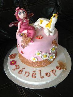mia and me cake - onchao