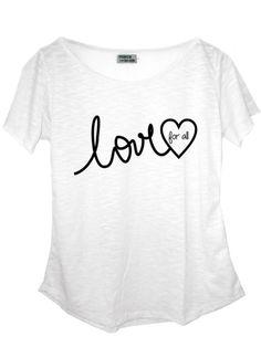 Love - Tshirt