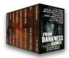 From Darkness Comes by J. Thorn on StoryFinds