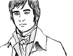 mr darcy drawing - Buscar con Google