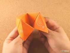 Image:Make a Cootie Catcher (Origami Fortune Teller) Step 10 Version 2.jpg