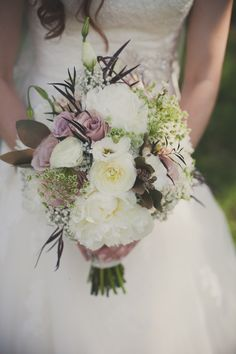 Wedding bouquet by #Visions