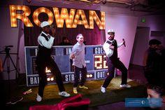 Rowan's Vintage Baseball Themed Bar Mitzvah