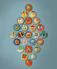 I LOVE Clarice Cliff's work! Various patterns and ¾ in.) diameter, the largest Susie Cooper, Clarice Cliff, Art Deco Period, Art Deco Design, Ceramic Artists, Vintage China, Art Decor, Decoration, Ceramic Pottery
