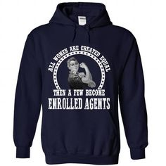 ENROLLED-AGENTS - Best Women - #baby gift #thoughtful gift. BUY IT => https://www.sunfrog.com/No-Category/ENROLLED-AGENTS--Best-Women-5460-NavyBlue-Hoodie.html?68278