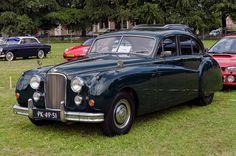 1953 Jaguar Mark VII