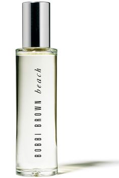 Beach Bobbi Brown perfume - a fragrance for women 2009, perfect for a day on the beach, hints of Coppertone, white floral, sand and salt