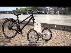 AddBike - Solution innovante pour vélo